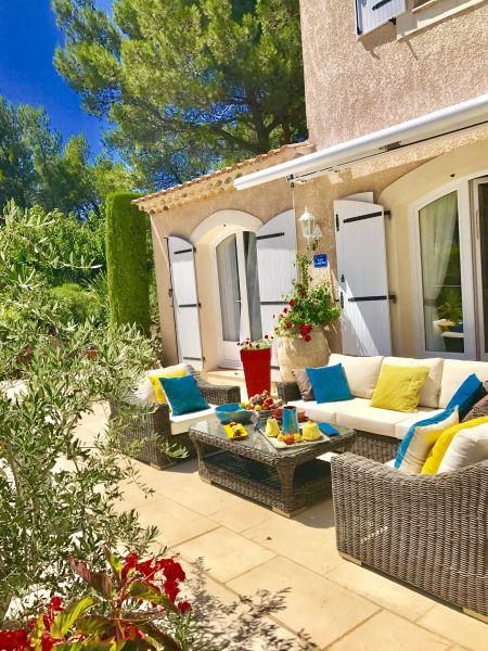 View from the terrace Location Villa 76063 Avignon
