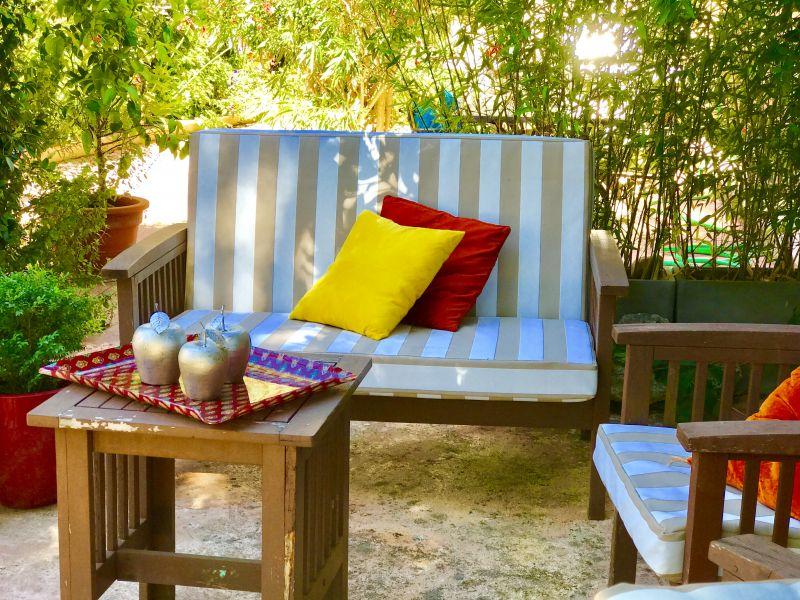 Garden Location Villa 76063 Avignon