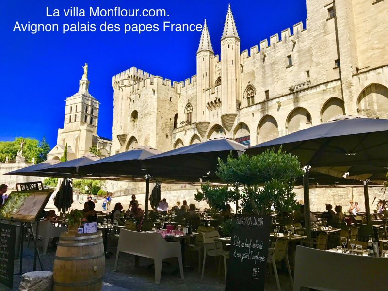Map of property Location Villa 76063 Avignon