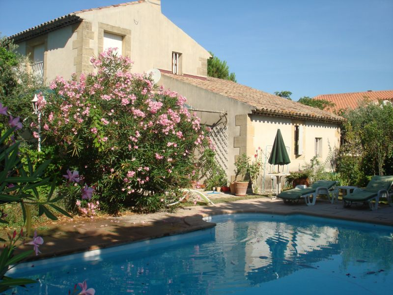 View of the property from outside Location Villa 76186 Eygalières