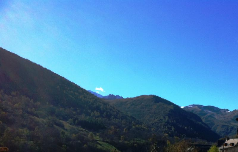 View from the property Location House 78046 Luchon Superbagneres
