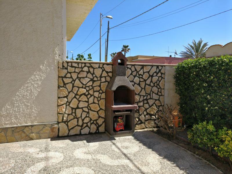 Summer kitchen Location Apartment 78905 Avola