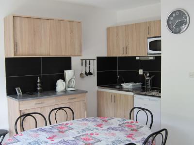 Kitchenette Location Apartment 80774 Piau Engaly
