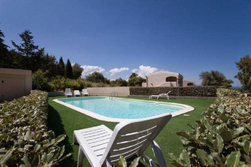 Swimming pool Location Apartment 80778 Badesi