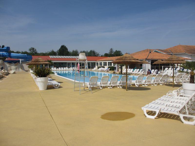Swimming pool Location Mobile home 80969 La Palmyre