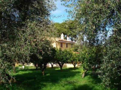 View of the property from outside Location Villa 87267 Rodi Garganico