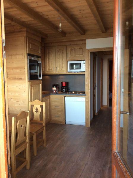 Kitchenette Location Apartment 90951 Méribel