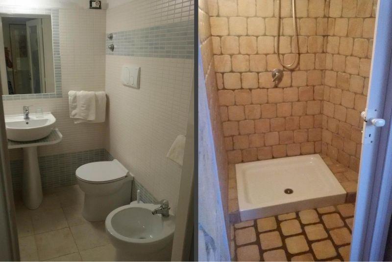 bathroom 2 Location Villa 93054 Gallipoli