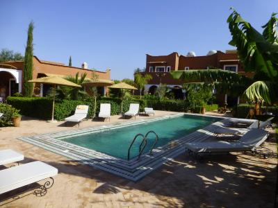 View of the property from outside Location Villa 95735 Taroudant