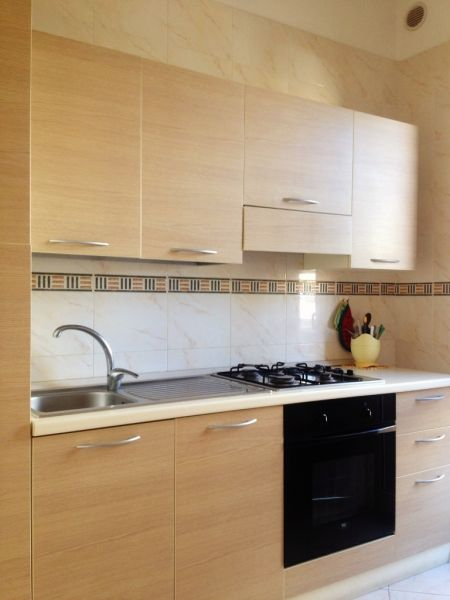 Kitchenette Location Apartment 97119 Gallipoli
