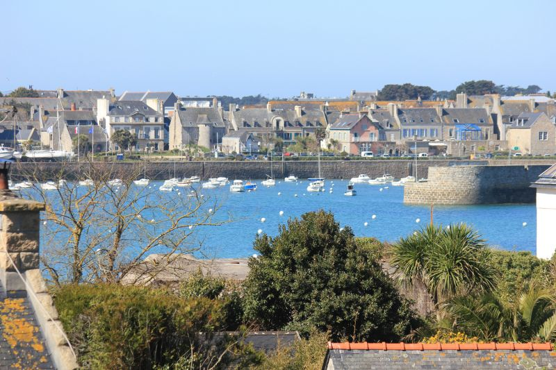 View from the terrace Location One-room apartment 97779 Roscoff
