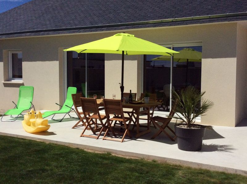 Terrace Location House 106624 Roscoff