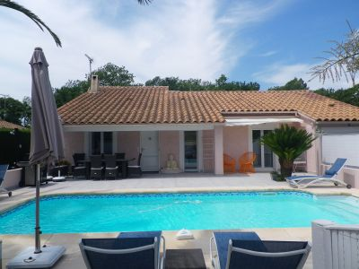 Swimming pool Location Villa 109566 Fréjus