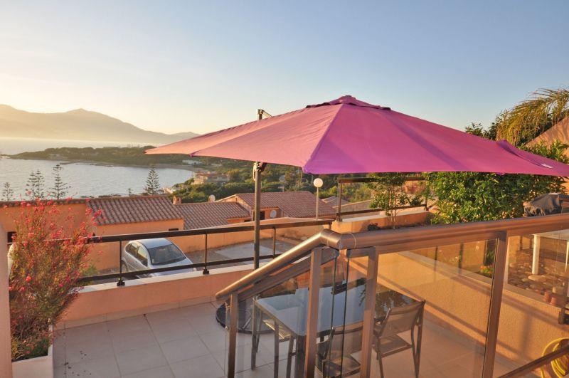 View from the terrace Location Apartment 111942 Porticcio