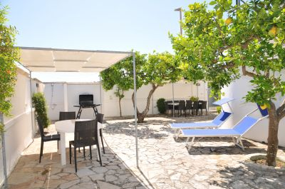 Garden Location Apartment 112361 Torre dell'Orso