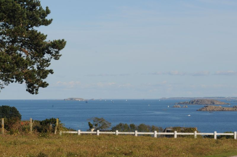 View from the property Location House 113632 Saint Cast Le Guildo