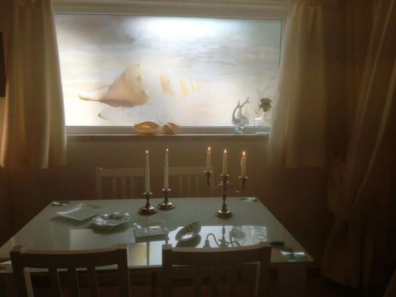 Dining room Location Villa 114399 Ostuni