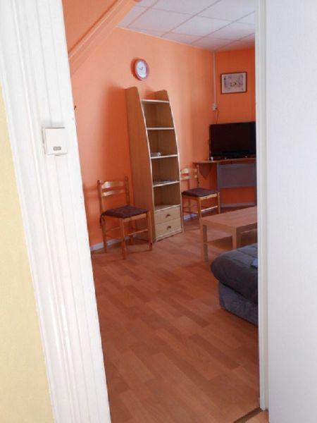 Living room Location Apartment 115202 La Bourboule
