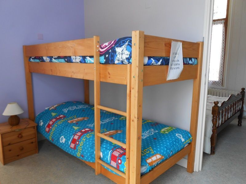bedroom 2 Location Apartment 115202 La Bourboule