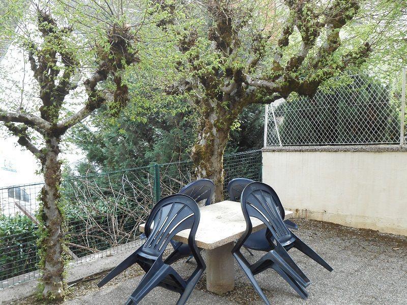 Courtyard Location Apartment 115202 La Bourboule