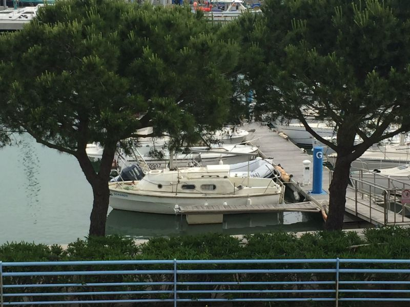 View from the property Location Apartment 115682 Port La Nouvelle