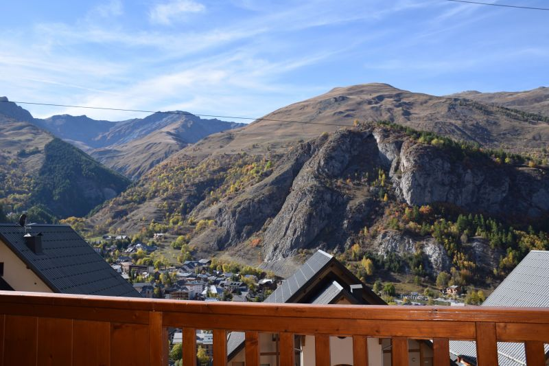 View from the balcony Location Apartment 117722 Valloire