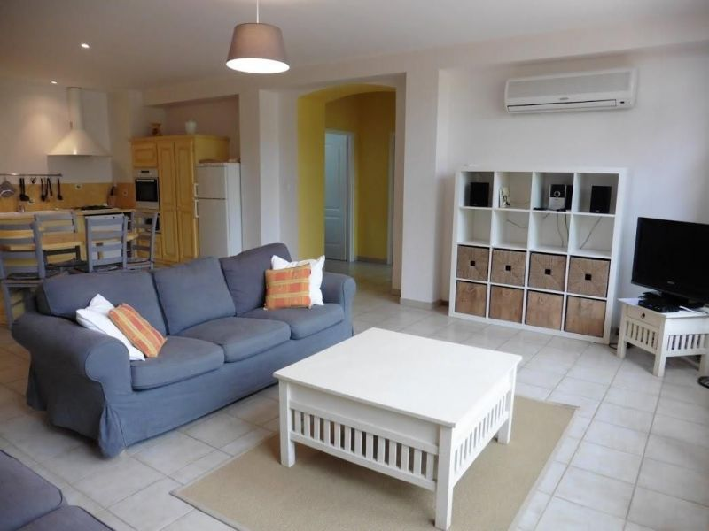 Living room Location Vacation rental 118618 La Londe les Maures