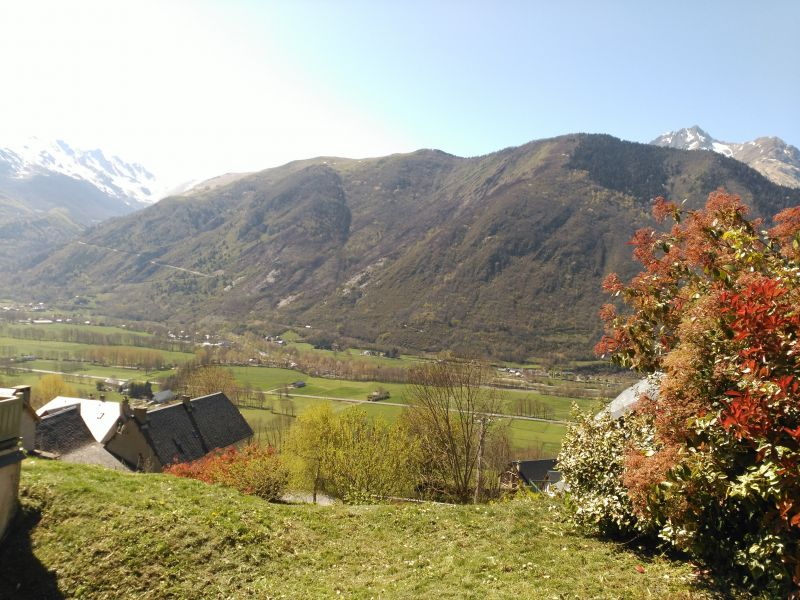 View from the property Location Vacation rental 65220 Saint Lary Soulan