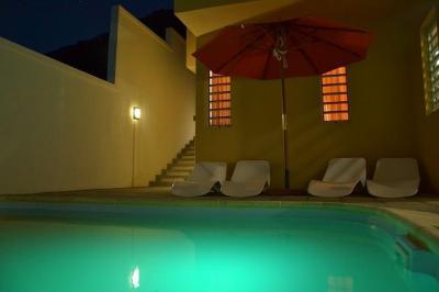 Swimming pool Location One-room apartment 67726 Tamarin