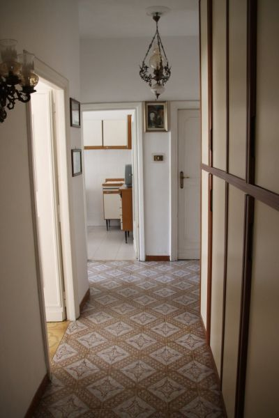 Corridor Location Apartment 74636 Rome