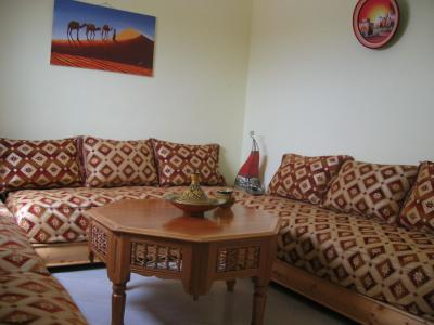 Lounge Location Apartment 75886 Essaouira
