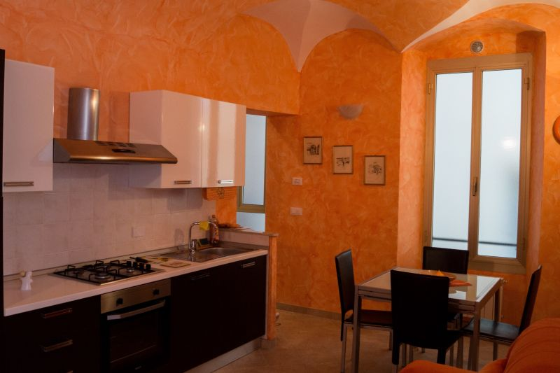 Separate kitchen Location Apartment 79637 Bordighera
