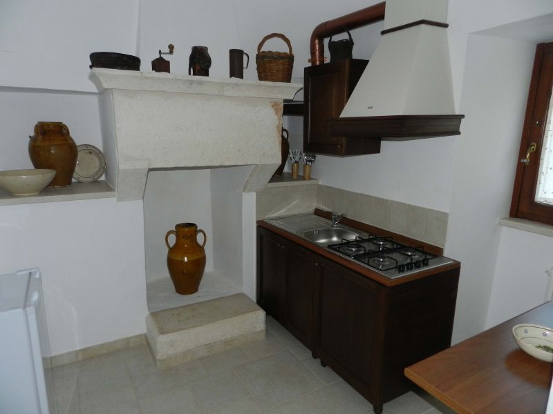 Separate kitchen Location Unusual accommodation 81959 Locorotondo