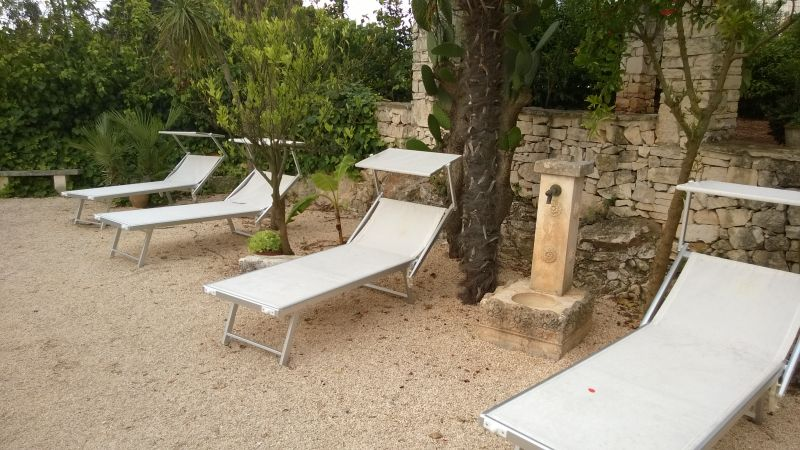 Garden Location Apartment 82864 Ostuni