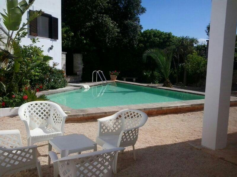 Swimming pool Location Apartment 82864 Ostuni