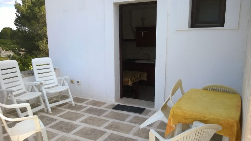 View from the terrace Location Apartment 82864 Ostuni