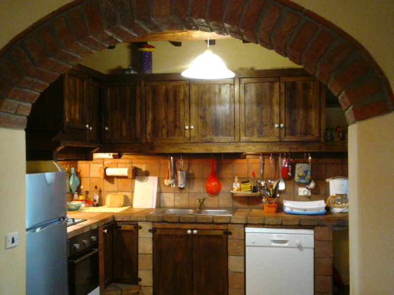 Kitchenette Location House 87280 Cortona
