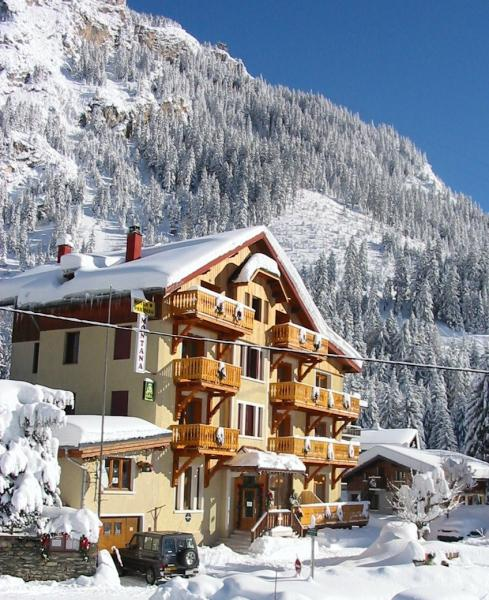View of the property from outside Location Apartment 89172 Pralognan la Vanoise