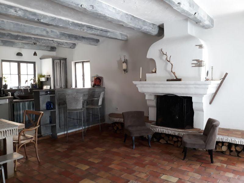 Dining room Location Villa 94916 La Cadière d'Azur