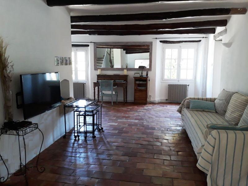 Living room Location Villa 94916 La Cadière d'Azur