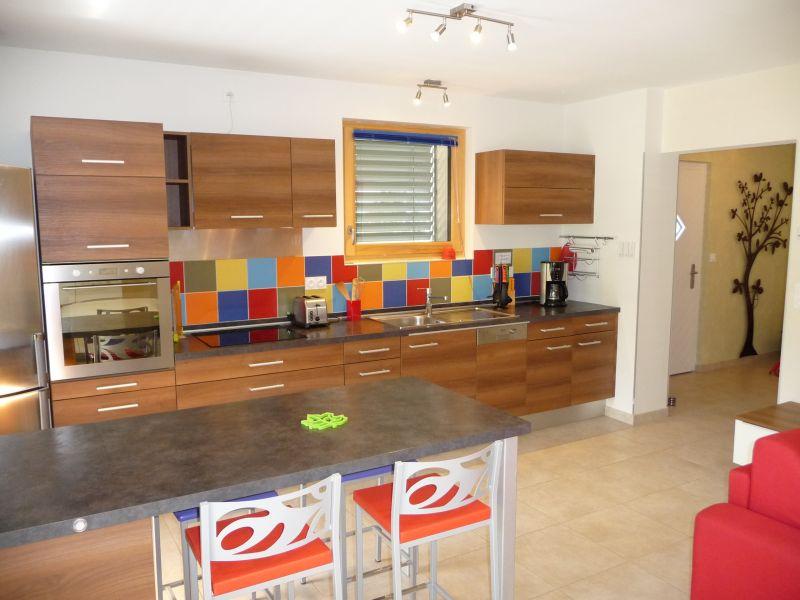 Open-plan kitchen Location Apartment 106719 Evian les Bains