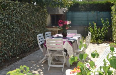 Garden Location Apartment 111460 Le Grau du Roi