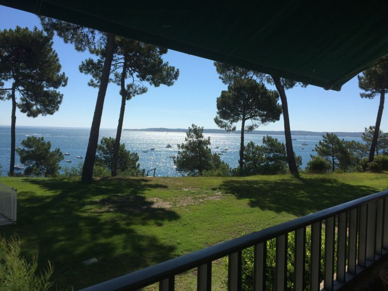 View from the terrace Location Apartment 112492 Cap Ferret