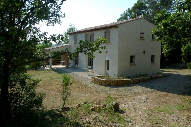 View of the property from outside Location Villa 115618 Lorgues