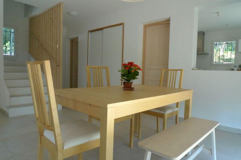 Dining room Location Villa 115618 Lorgues