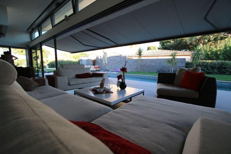 Living room Location Villa 118107 Saint Cyr sur Mer