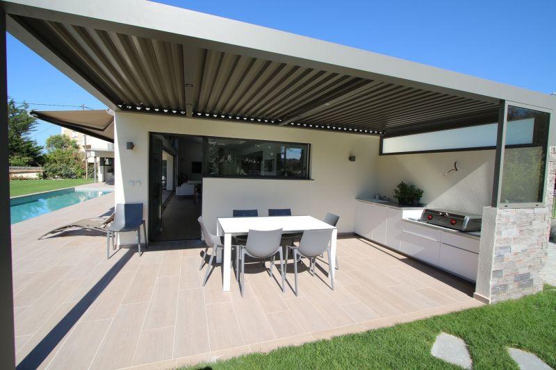 Summer kitchen Location Villa 118107 Saint Cyr sur Mer
