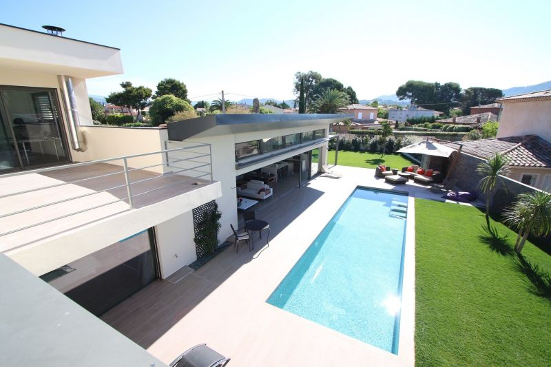 View of the property from outside Location Villa 118107 Saint Cyr sur Mer