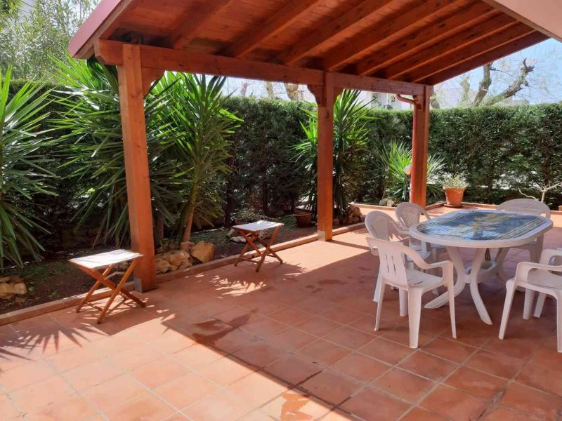 Garden Location Villa 119267 Porto Cesareo