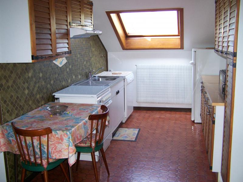 Separate kitchen Location Vacation rental 65244 Munster